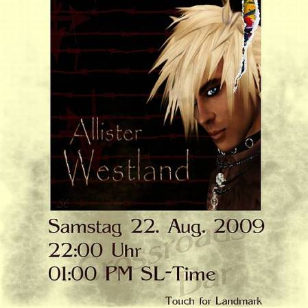 Crossroads Plakat Allister 06