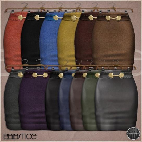 Baiastice_ Ann Pencil Skirt-colors