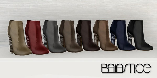 Baiastice_Ellen ankle boots-leather pack