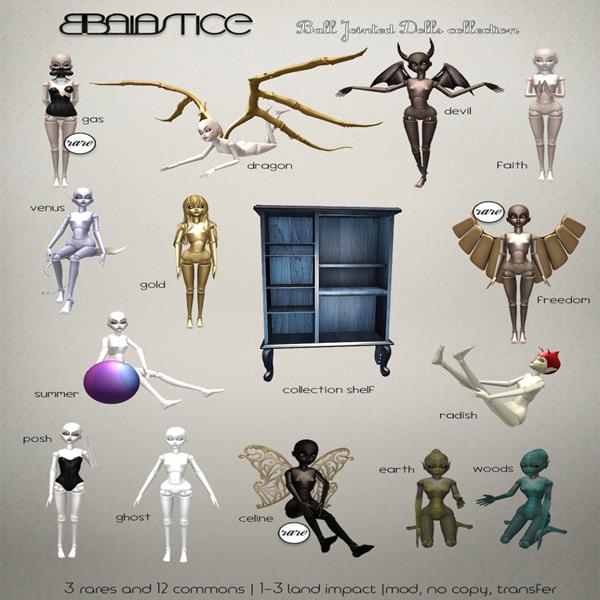 Baiastice_BJD - Collection 1st machine