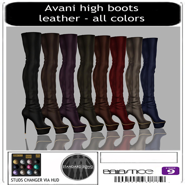 Baiastice_Avani high boots-leather-all colors
