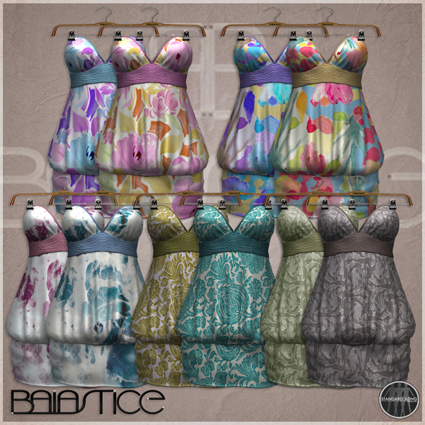 Baiastice_Jade Balloon top & dress-all colors