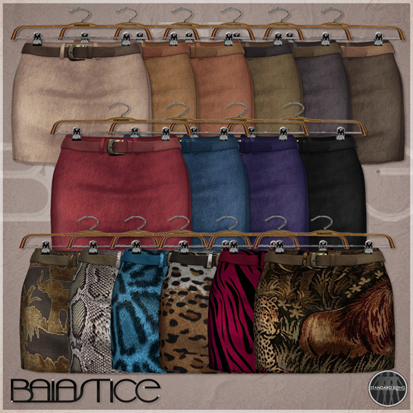Baiastice_Kafue mini skirt-all colors