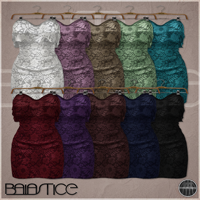 Baiastice_Rivia Minidress-ALL COLORS