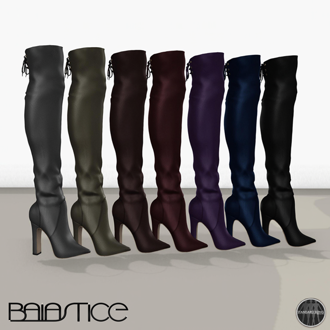 Baiastice_Helsinki Boots Leather-all colors