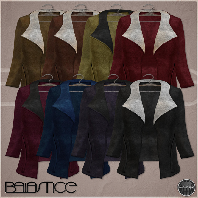 Baiastice_Misty Jacket-ALL COLORS