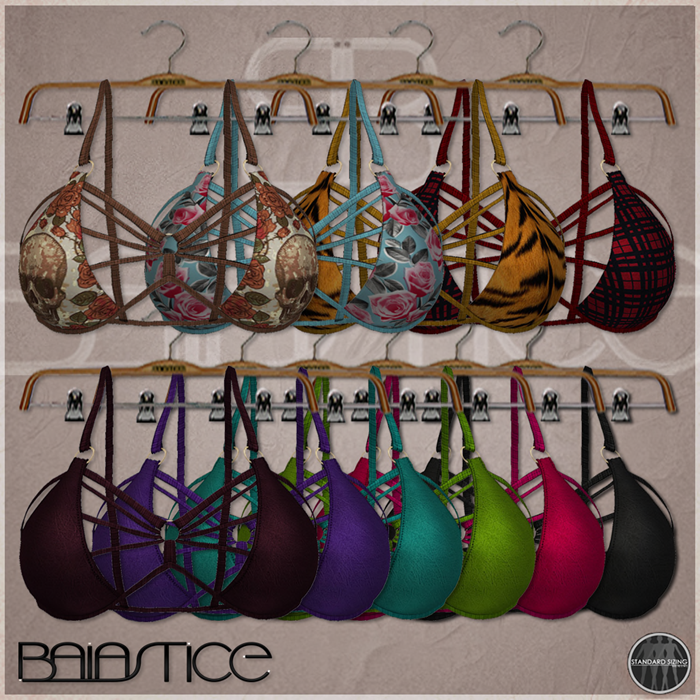 Baiastice_Charlie Bra-ALL COLORS