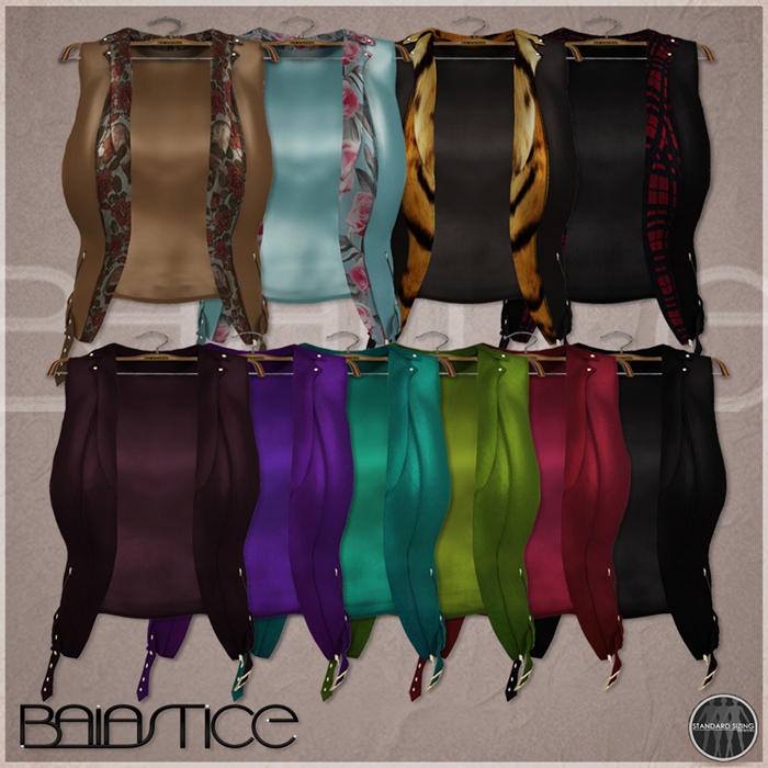 Baiastice_Mile Vest-ALL COLORS