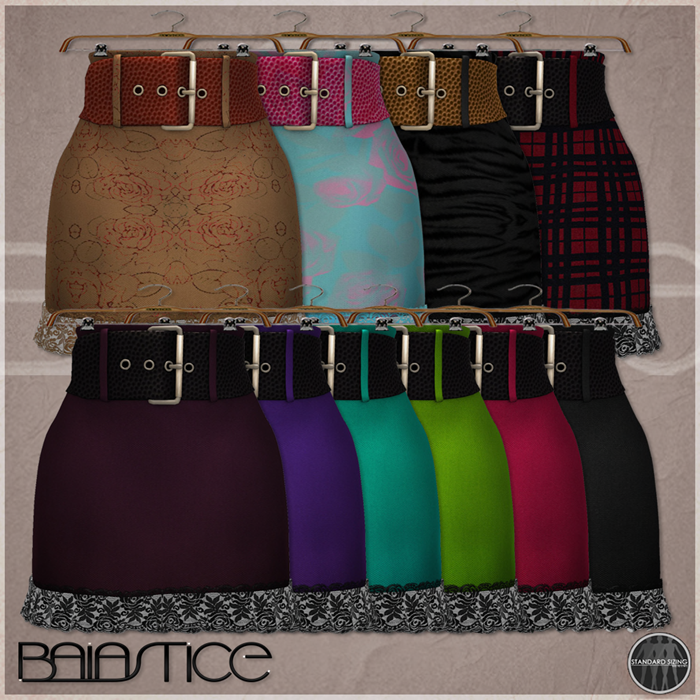 Baiastice_Sava HW Skirt-ALL COLORS