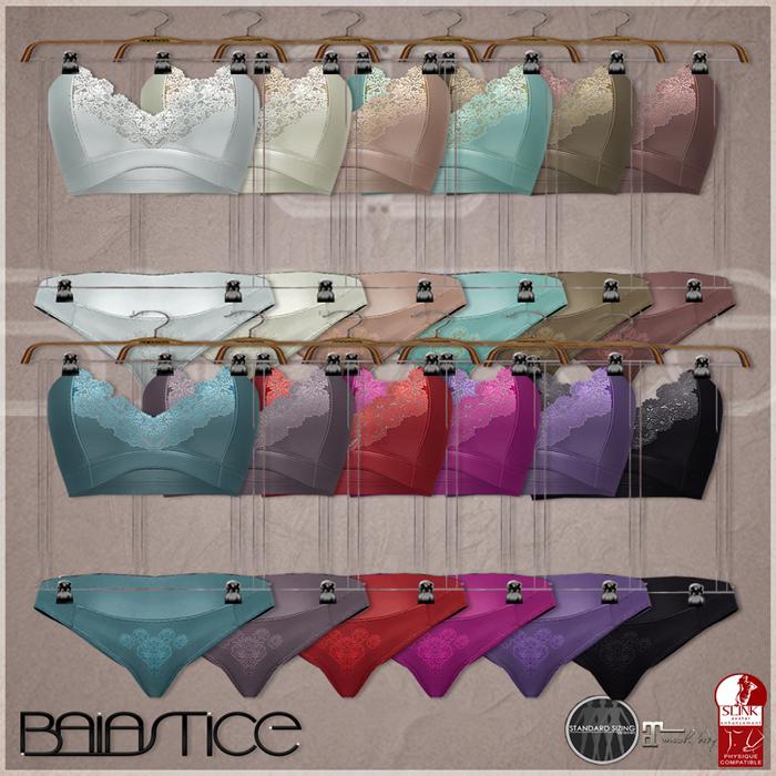 Baiastice_Eleon Lingerie Lace-Colors
